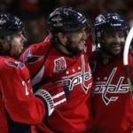 Овечкин забросил 50-ю шайбу в сезоне НХЛ