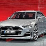 Новые данные о флагманском седане Audi A8