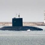 Новейшие подлодки для Черноморского флота