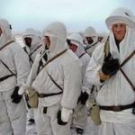 Десантники ОДКБ впервые пересекли арктическую пустыню