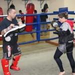 Крымскую чемпионку по кикбоксингу поймали на допинге