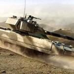 На репетиции военного парада танк «Армата» сломался 2 раза