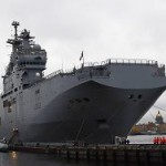 Франция разорвала контракт на поставку «Мистралей» в РФ