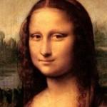Зима, Россия, Мона Лиза