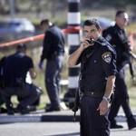 В Иерусалиме на пограничников напали с ножом