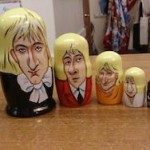 Японцы сделали матрешки с изображением Плющенко