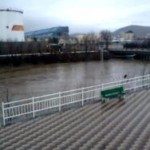 В Туапсе введен режим ЧС из-за разлива нефти в Черном море