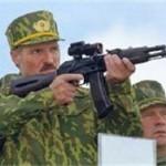 Лукашенко с сыном готов отправиться на войну на Донбасс