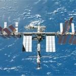 Космонавты c МКС поздравили россиян с наступающим Новым годом
