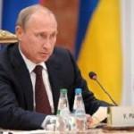 Путин: не разбазаривать средства антикризисного плана