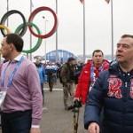 Медведев запретил застраивать олимпийские объекты Сочи