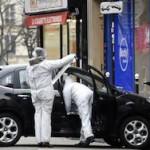 В Париже найдена машина террористов, застреливших 12 человек