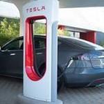 Tesla Motors запускает новую станцию зарядки