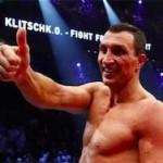 Владимир Кличко отказался от боя с Шенноном Бриггсом