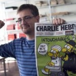 """Приговоренный """"Аль-Каидой"""" редактор Charlie Hebdo убит в Париже"""