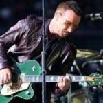 Боно усомнился в возможности играть на гитаре