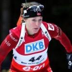 Российские биатлонистки снова остались без наград