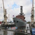 ВМФ России получил корабль для слежения за системой ПРО