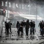 В Косово произошли массовые беспорядки