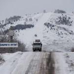 МЧС подготовило на трассах более 100 пунктов обогрева