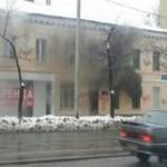 В Киеве на Троещине прогремел взрыв