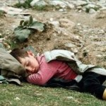 Казахстанскую деревню одолела сонная болезнь