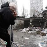 Украинский снаряд разорвался на остановке в Донецке