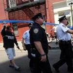 Американец пытался переехать полицейских на своем автомобиле