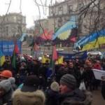 Украина: шахтеры пикетируют Минэнерго: требуют спасти отрасль