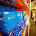 В Киеве произошло очередное нападение на магазин Roshen
