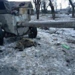 ЕС призвал отвести вооружение из зоны конфликта на Украине