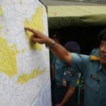 В момент исчезновения лайнера AirAsia был слышен взрыв