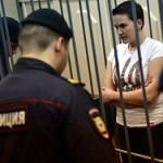 Во ФСИН рассказали о здоровье летчицы Савченко