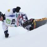 Российский сноубордист выиграл золото на чемпионате мира