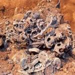 Под зданием тверского музея нашли клад времен Батыя