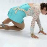 Липницкая объяснила поражение в чемпионате России