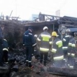 В Киеве взорвался автокооператив, погибли два человека