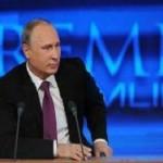 Путин обсудил с членами Совбеза обострение ситуации на Украина