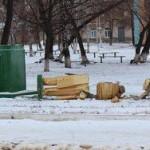 Памятник Ленину снесли в Одесской области