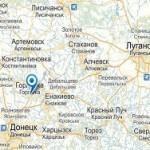 В районе Горловки заметили трехкилометровую колонну танков