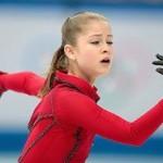 Липницкая стала шестой в короткой программе на чемпионата России