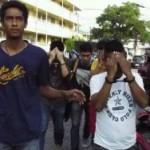 Тайские солдаты взяли в заложники пару из Украины