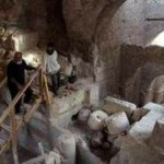 Археологи откопали вход во дворец Ирода