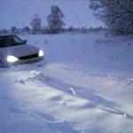 Житель Камчатки насмерть замерз в угнанном автомобиле