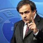 Платини стал единственным кандидатом на пост главы УЕФА