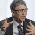 Билл Гейтс выпил воду, сделанную из человеческих нечистот