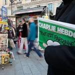 Тираж нового номера Charlie Hebdo увеличили до пяти миллионов