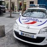 Возле резиденции Олланда сбили женщину-полицейского