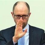 Яценюк клянется, что Украина раздаст все долги