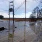 Буря: в Риге растет уровень воды